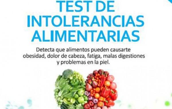 Test Intolerancias Alimentarias